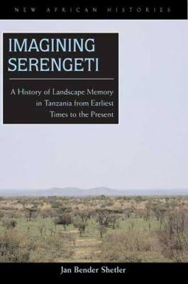 Imagining Serengeti Book Cover
