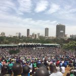 Is #Kenya becoming a #democratic icon under #UhuruKenyatta?   ...#RailaOdinga Swearing In Ceremony #Democracy #FreedomOfAssembly